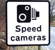 Speed camera prevent injuries and deaths