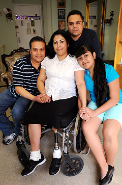Gloria Aguilar was awarded $27 million