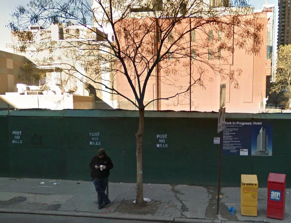 577 9th Avenue Site