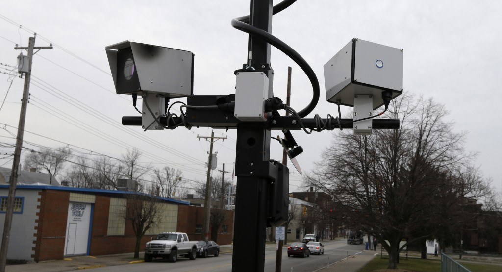 New York School Zone Speed Camera