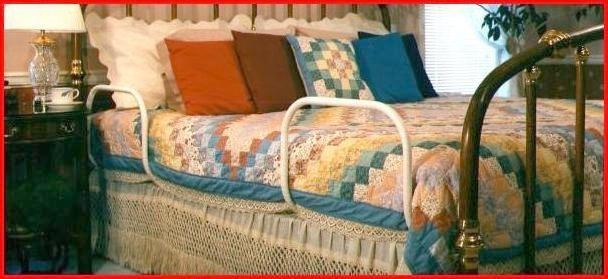 Bed handle