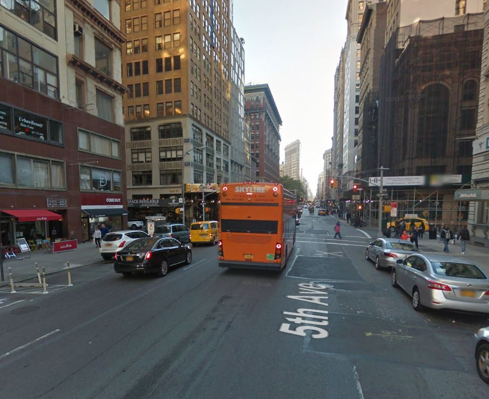 Fifth Ave and 28th Street