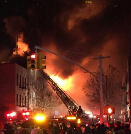 NYC fire