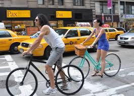 bike riding nyc