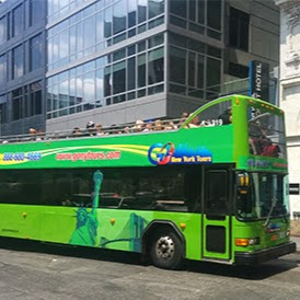 Go New York Tours Bus