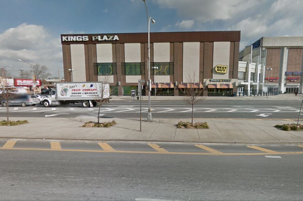 King Plaza and Flatbush