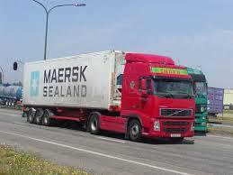truck speeding