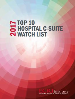 Hospital watch list 2017
