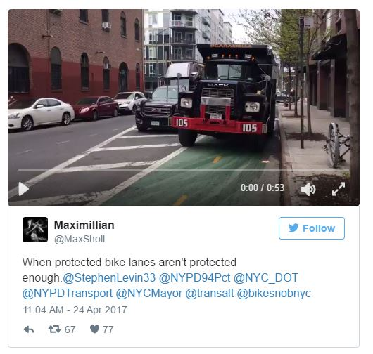 dangerous-NYC-bike-lane