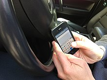 Texting while driving can kill