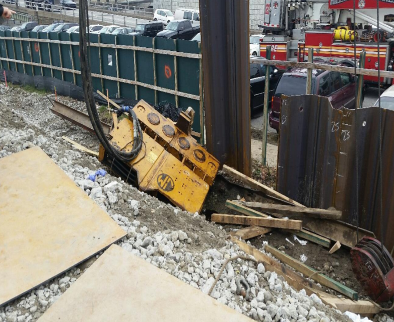 NYC Construction Accident