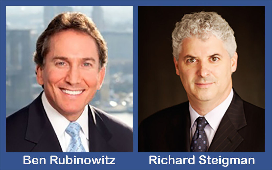 New York Burn injury lawyers Ben Rubinowitz and Richard Steigman