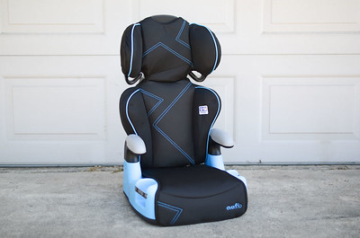 Booster-seat