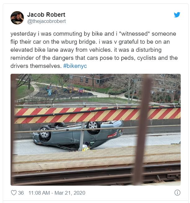 nyc-car-crash-tweet