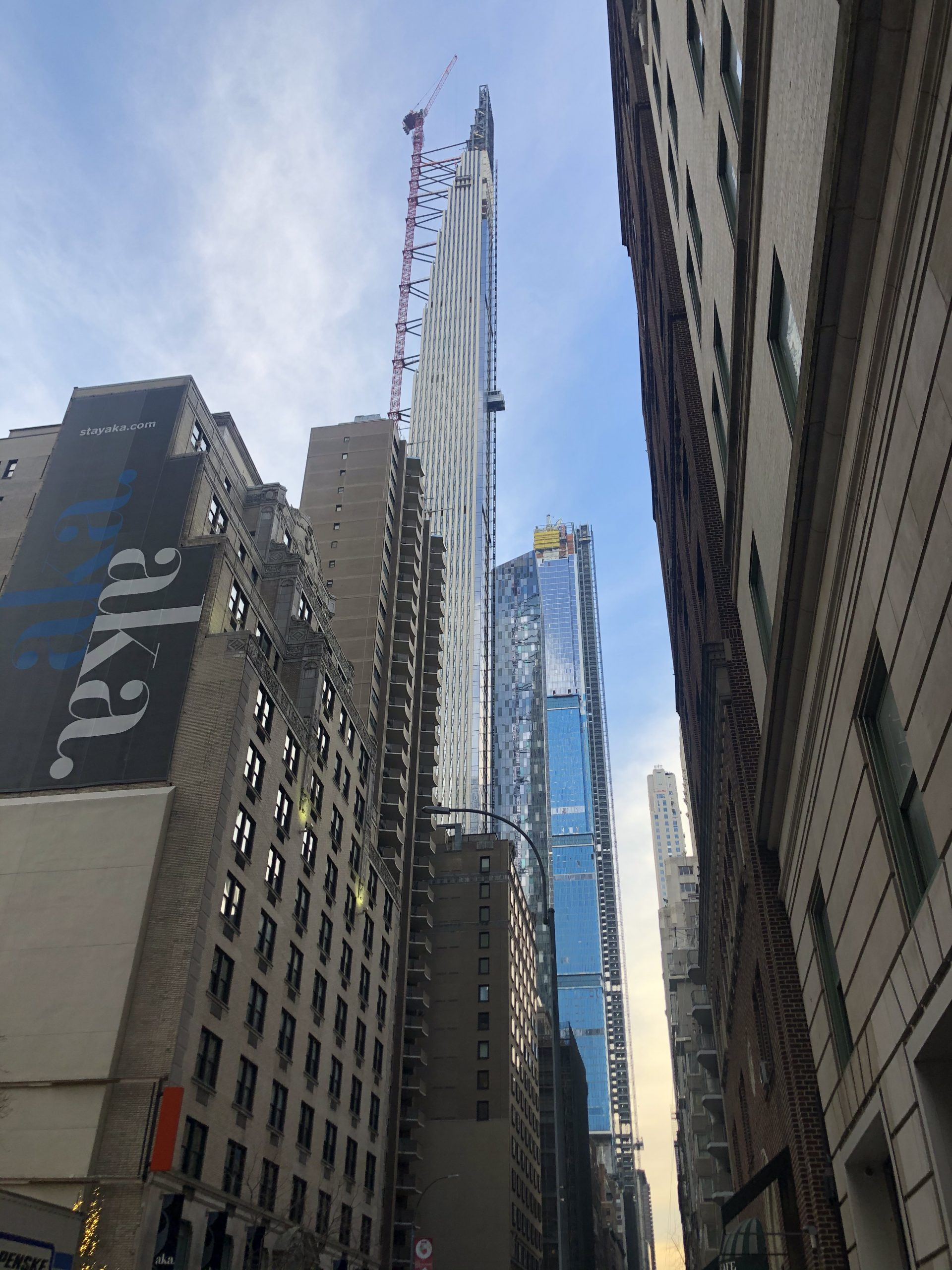 construction sites are reopening in NYC