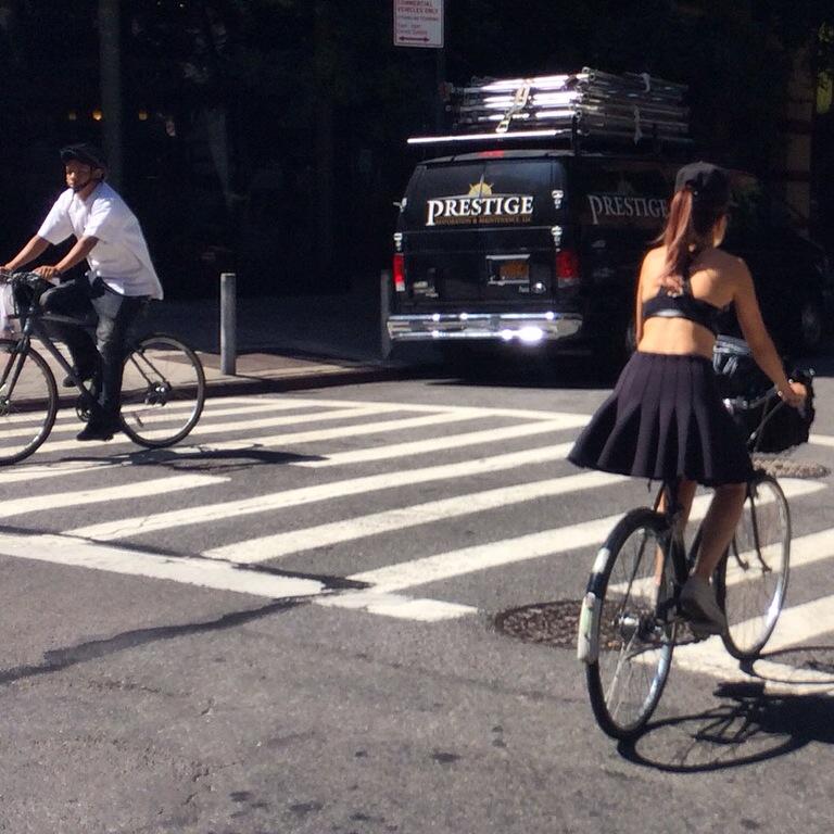New York Cyclists