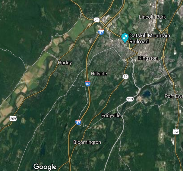 location of the fatal tractor trailer truck accident