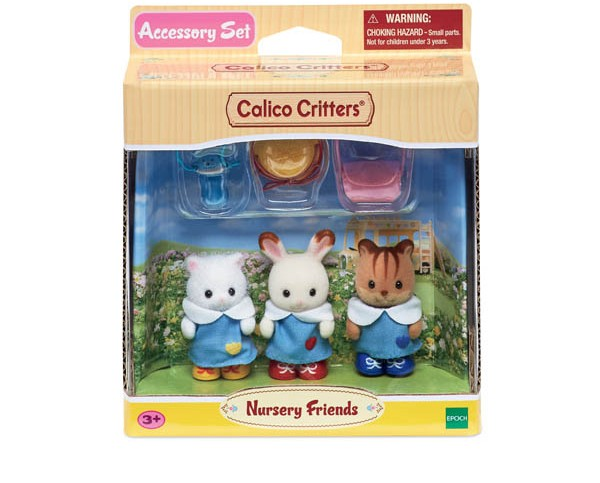 Calico Critters can cause personal injury to children