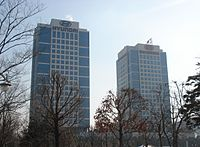 headquarter of Hyundai
