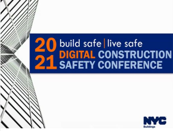 Construction Safety Conference NYC 2021