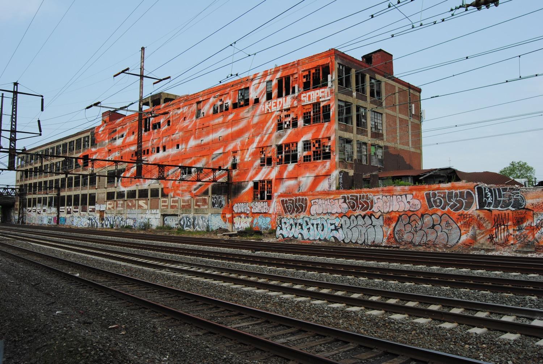 North East Corridor Railroad
